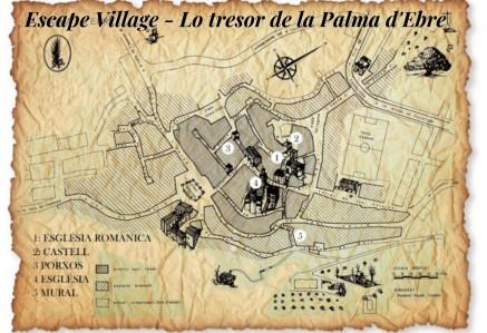 Escape Village – Lo tresor de la Palma d'Ebre