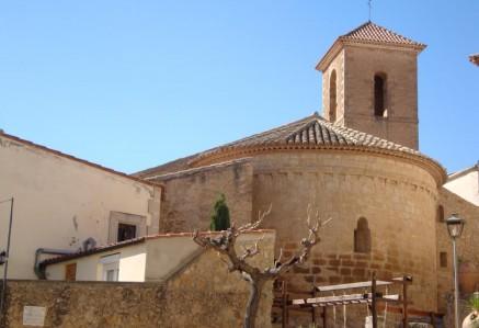 Església romànica (s. XII – XIII)